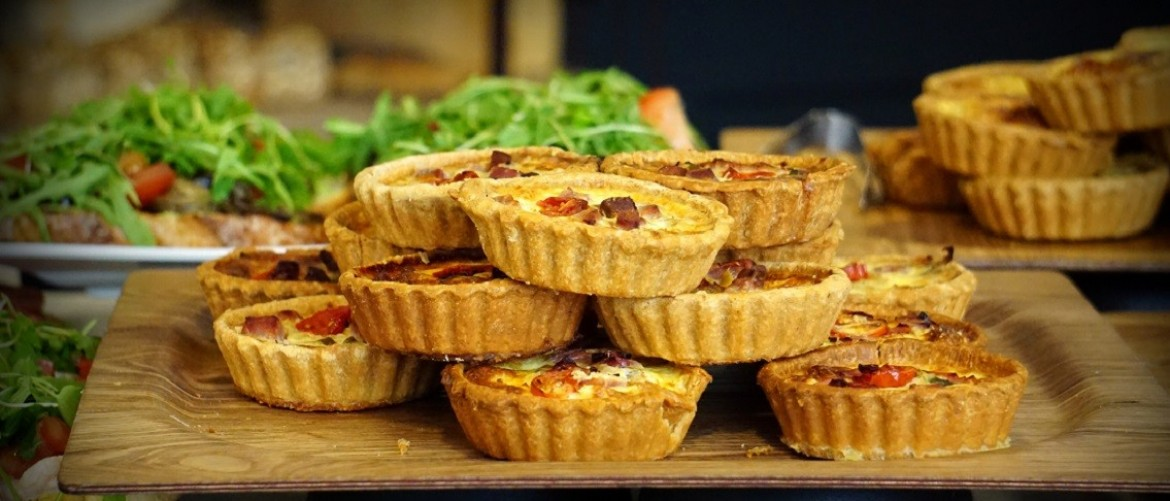 Family Chefs · Quiches