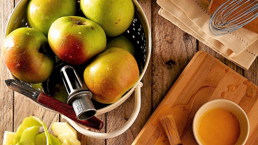 Family Chefs · Tartelettes aux Pommes