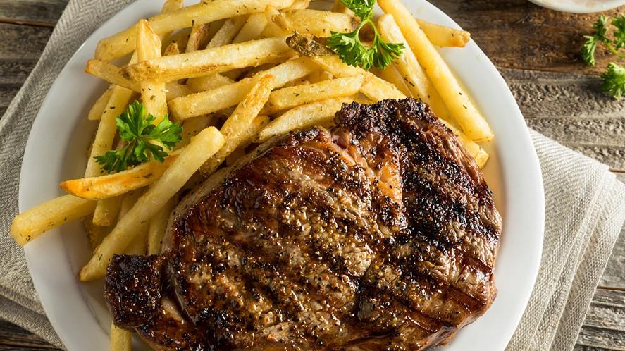 Cooking workshop · Steaks à la française