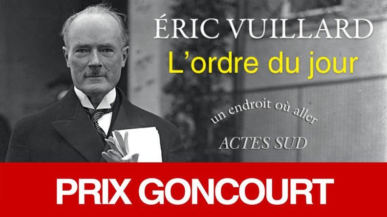 Avec l'Auteur · Eric Vuillard